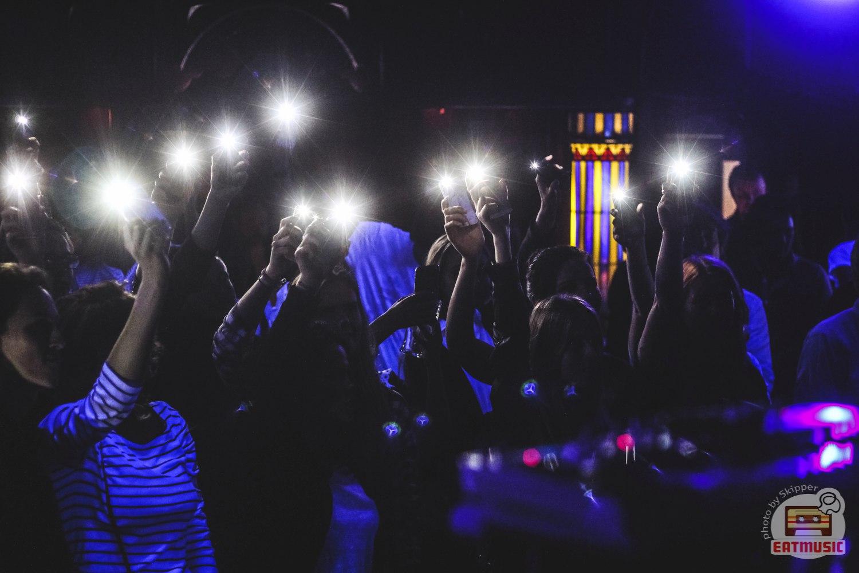 Stoneberry в клубе 16 Тонн