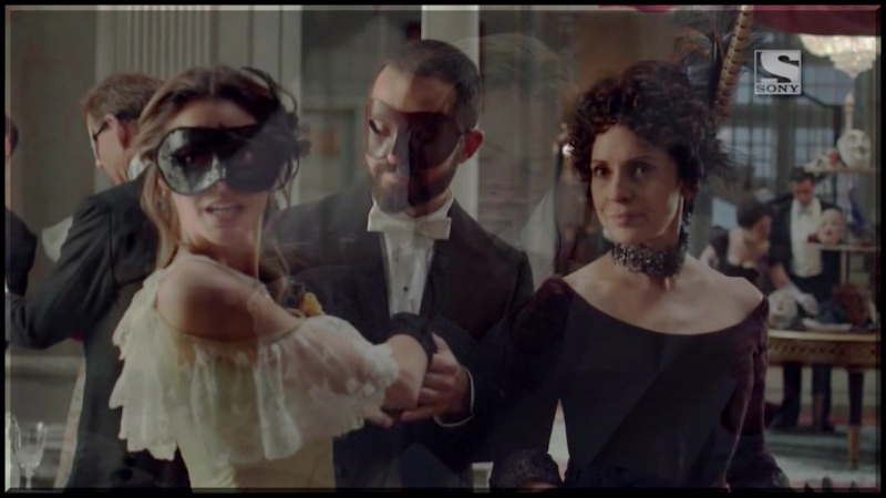 Gran Hotel / Гранд Отель (Диего и Алисия) - Я ненавижу таких как ты