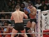 09 - Dos Caras Jr. vs Mirko (Cro Cop) Filipovic [PRIDE - Bushido 1] 05.10.2003