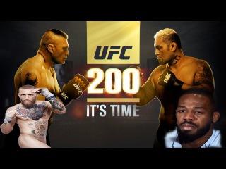 UFC 200 : Голый МакГрегор, Джонса отстранили | Последние Новости |