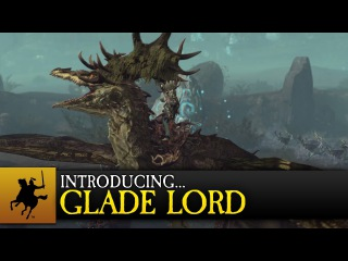 Total War: WARHAMMER - Introducing... Glade Lord Forest Dragon