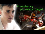 Raspberry Pi Lego Robot - Computerphile