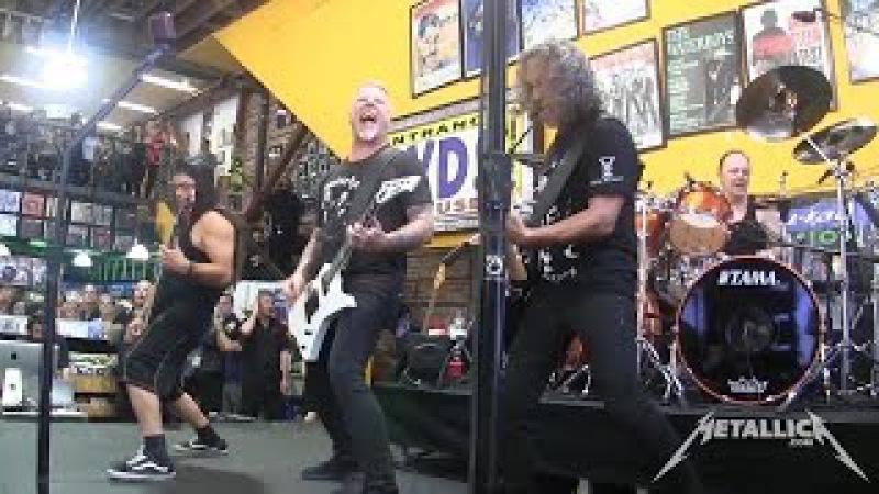 Metallica: Helpless Jump in the Fire (MetOnTour - Berkeley, CA - 2016)