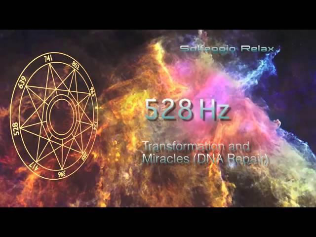 Частота 528 Гц для регенерации ДНК-клеток