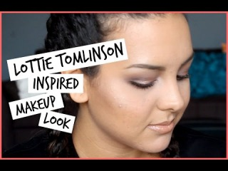 Lottie Tomlinson Inspired Makeup Look | Giovanna Victoria