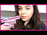 Lottie Tominson Inspired Make-Up | Giovanna