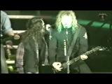 Metallica - Am I Evil Helpless with Diamond Head - Birmingham 1992