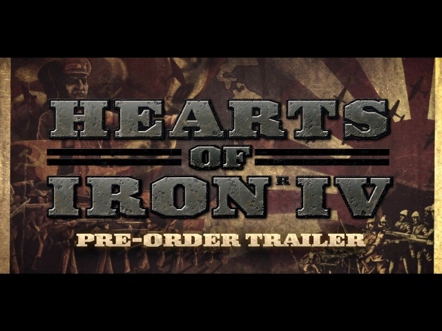 Hearts of Iron IV - Soviet Struggle Pre Order Trailer