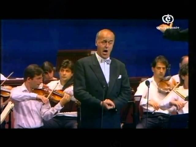 José Van Dam Madamina il catalogo è questo Don Giovanni