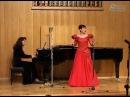 РИМСКИЙ-КОРСАКОВ Звонче жаворонка пенье - Ариза Бенин / More sonorous than the lark's singing