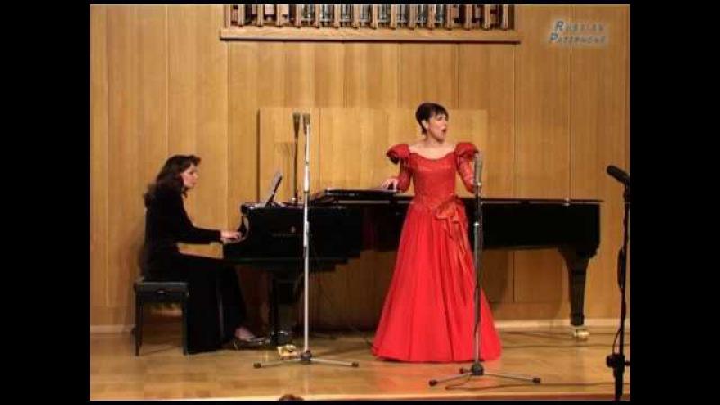 РИМСКИЙ-КОРСАКОВ Звонче жаворонка пенье - Ариза Бенин More sonorous than the larks singing