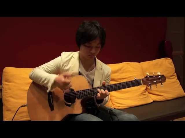 Frozen 〜Let It Go〜 『アナと雪の女王』 (acoustic guitar solo ) /Yuki Matsui