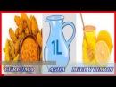 Infusion Curcuma y Miel para Infeccion Urinaria