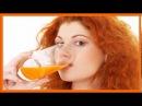 Jugo de Zanahoria y Naranja para Infección Urinaria