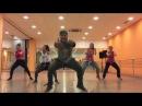 SKRILLEX RAGGA BOMB Salsation Choreography by SMT Luis Calanche