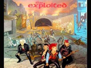 The Exploited (UK) - Troops of Tomorrow FULL ALBUM 1982 (2001 reissue)