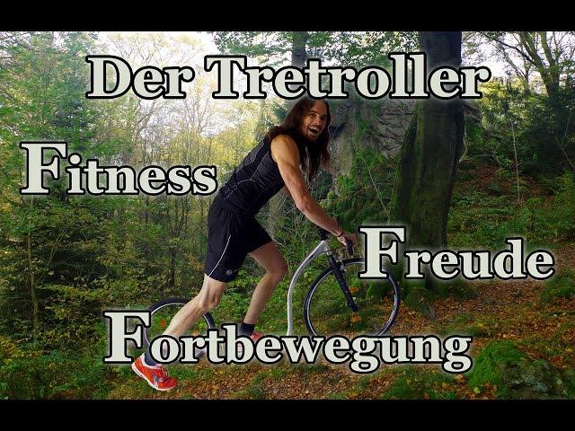 Spass am Muskelaufbau mit dem Tretroller - Fortbewegung und Beintraining effektiv kombinieren!