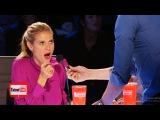 Steven Brundage: Magician Gets Reba McEntire to Participate in Trick - America's Got Talent 2016