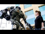 San Diego Comic Con 2013 Giant Robot Storms-Geek Week-WIRED