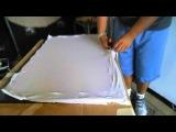 como hacer un dj facade fachada de cabina de dj   parte #4 como poner la tela