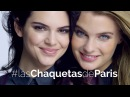 2О16 рекламная кампания Tiendas Paris 2016