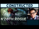 [Hearthstone] Whispers of the Old Gods N'Zoth Rogue S28 1: Undercity Rektster