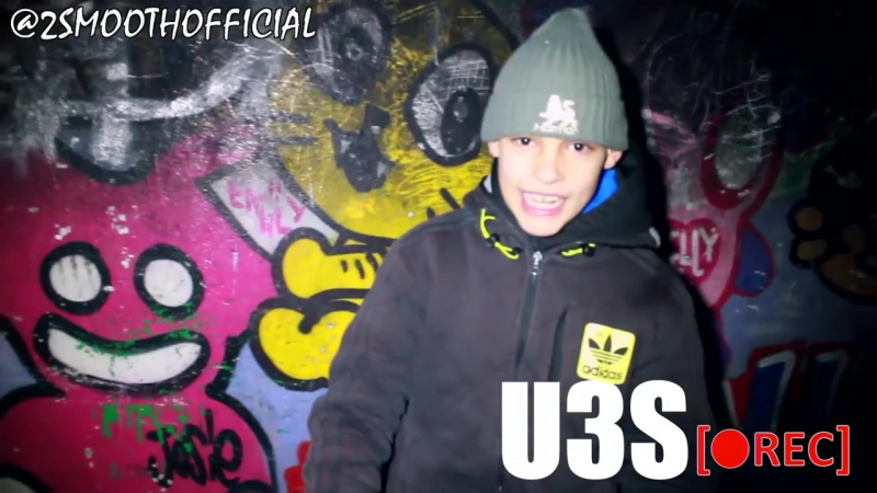 U3S.Rec - Drastickz,RP,Venomz,2Smooth(CYPHER)