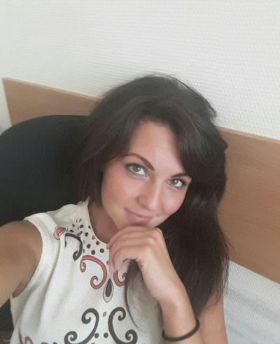 Оксана Кучерявая