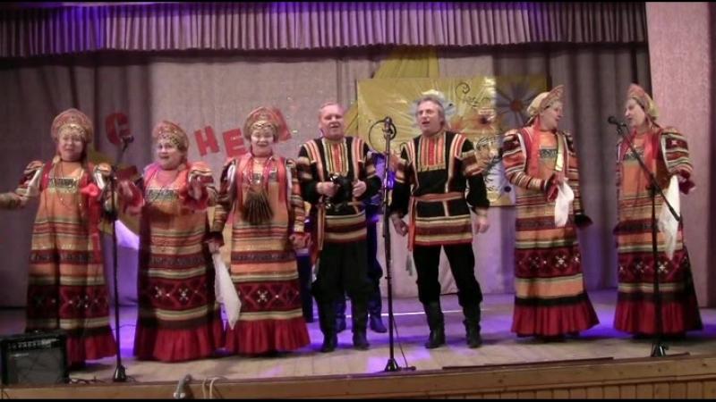ансамбль народной песни Славные люди