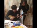 Мейрамбек Беспаев пен Ұлықпан Жолдасов бір домбыраға таласып қалды видео