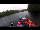 Карелия. Сплав по реке Шуя 07.2016
