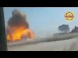 Ирак.Уничтожение атакующего смертника террористов ДАИШ близ Эль-Фаллуджи.Июнь 2016.