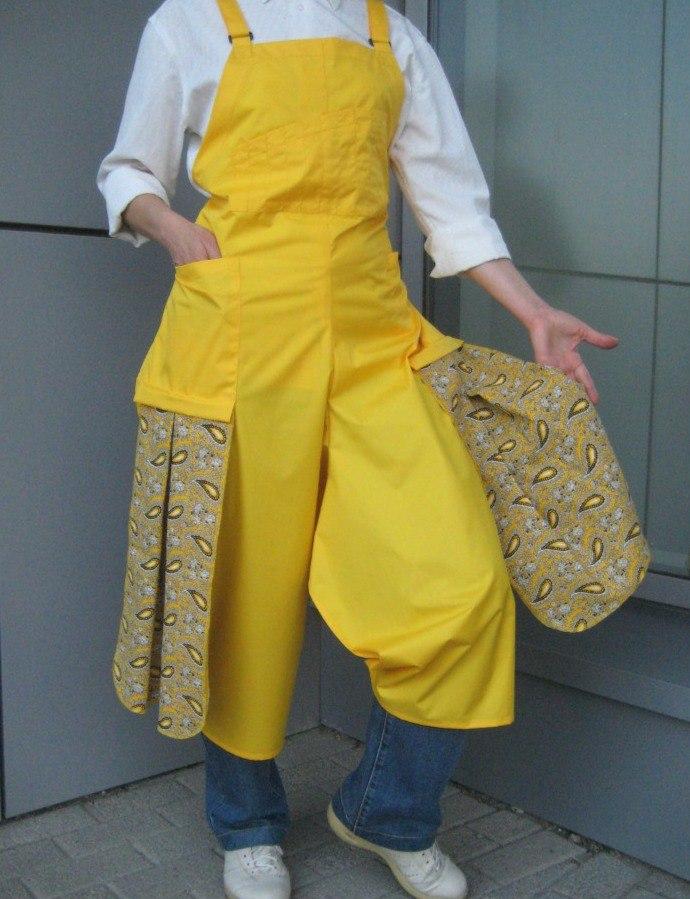 potters apron