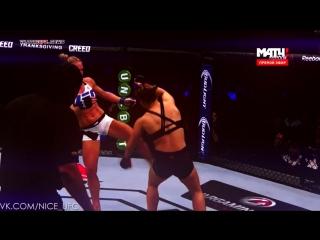 Ronda Rousey vs Holly Holm | S T R I G U N O V || vk.com/nice_ufc