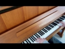 Armin Van Buuren feat. Andrew Rayel - EIFORYA ( Solo piano cover by Danny )