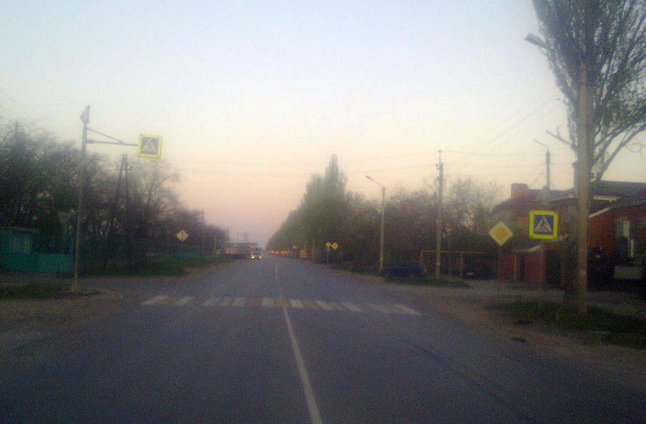 В Таганроге пожилой мужчина угодил под колеса «семерки»