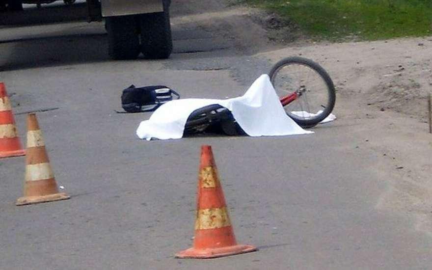 Под Таганрогом водитель «семерки» насмерть сбил велосипедиста