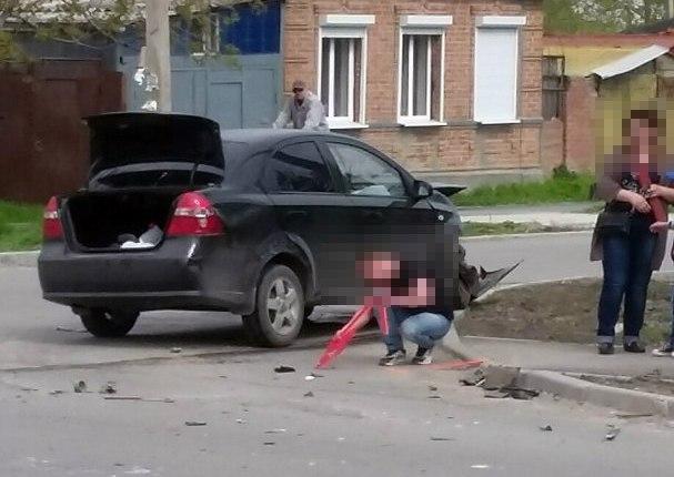 В Таганроге на пересечении ул.Энергетической и 10-го переулка произошло очередное ДТП