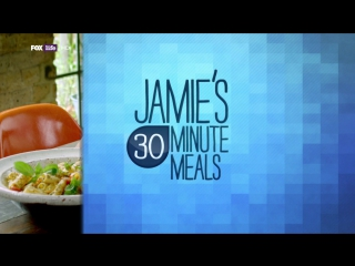 Обеды за 30 минут с Джейми Оливером - 2 сезон 8 серия