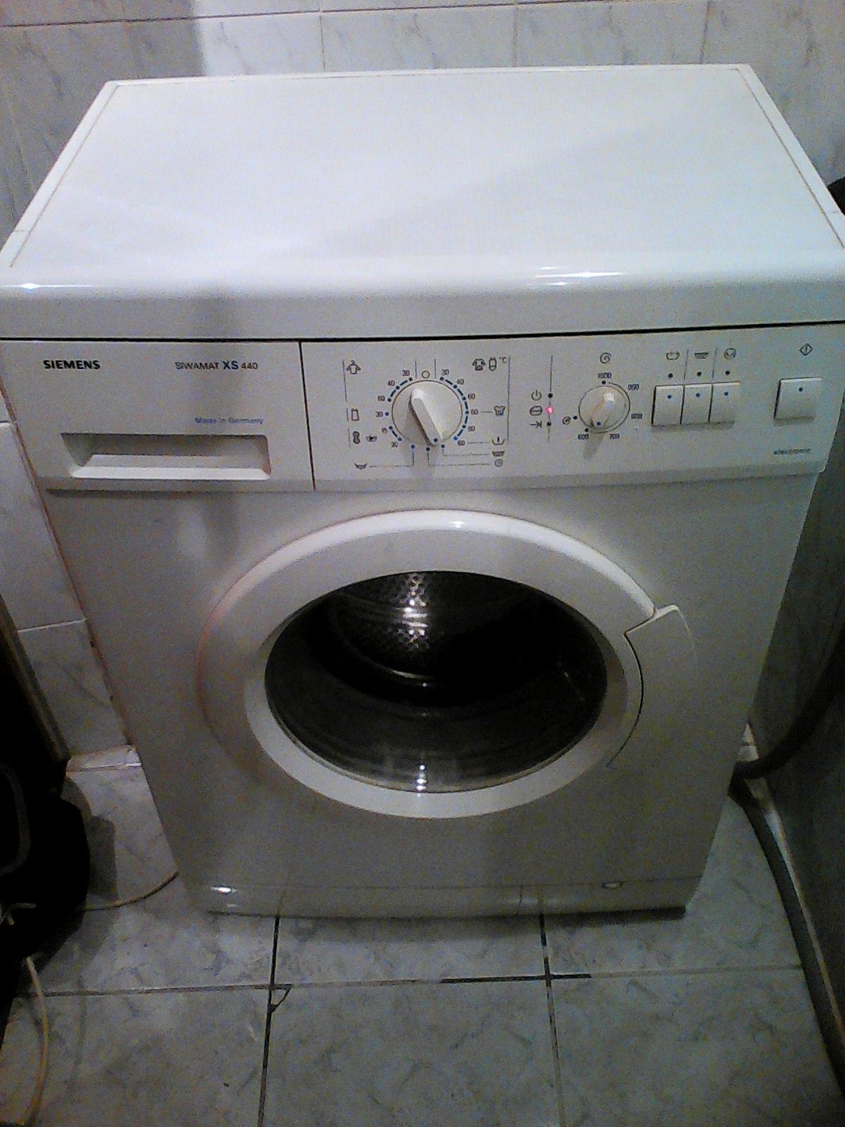 Автоматическая стиральная машина Siemens XS 440 Siwamat