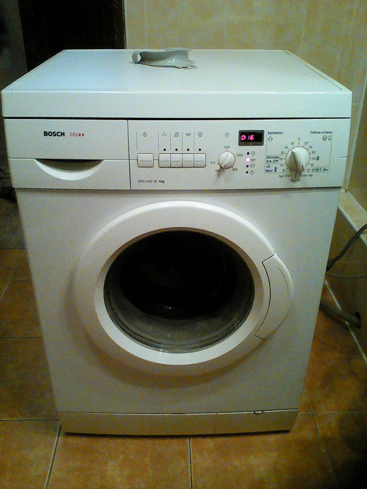 Автоматическая стиральная машина Bosch Maxx WFO 2442 OE
