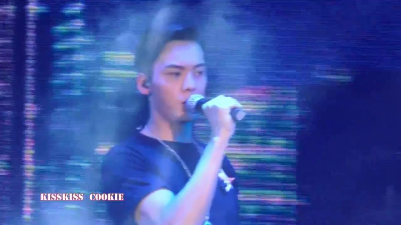 Уильям Чан - 《有借有还》 (Borrow and Return) - 20140813 Minilive [Fancam by Cookie]