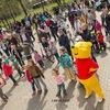 Детский фестиваль в Воронцовском парке 4-5 июня