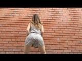 Lexy Panterra TWERK Lesson ft. Dj Battle _ freestyle by Darlene Sid