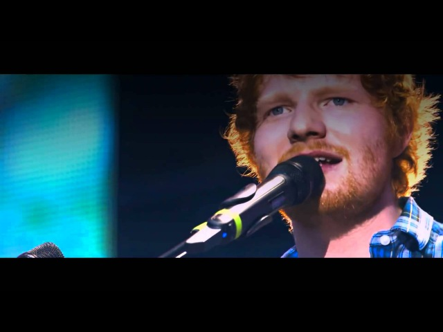 Ed Sheeran Jumpers For GoalPosts Live At Wembley Stadium 2015 1080p Full Concert