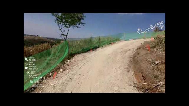 Olympic XCO , Rio 2016 - Antoniadis Dimitrios training