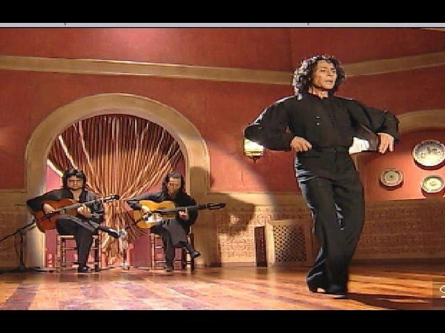 Manolete baila una Farruca en la Venta del Duende | Flamenco en Canal Sur