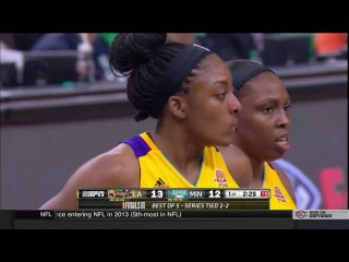 WNBA. Final. Game 5. Los Angeles Sparks - Minnesota Lynx 20.10.16
