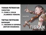 11 TIGRAN PETROSYAN - PIANO &amp VIOLIN (FLAMENCO) ТИГРАН ПЕТРОСЯН - ПИАНИНО И СКРИПКА (ФЛАМЕНКО)
