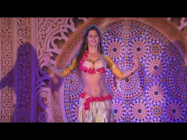 Sadie Marquardt Solo Oriental Pearl Belly Dance Festival 2013
